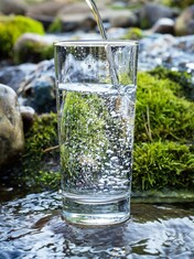 H2O Easy Filtration fresh as spring water